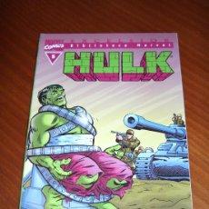 Cómics: BIBLIOTECA MARVEL HULK Nº 5 - EXCELSIOR. Lote 30452421