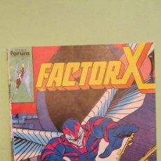 Cómics: FORUM: FACTOR X: Nº 22 LA CAIDA D ELOS MUTANTES 1988. Lote 30477823