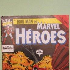 Fumetti: FORUM: IRON MAN EN MARVEL HEROES. Nº 57. DIMNAMO CAR,MESI, HOMBRE DE TITANIO .. Lote 40042563