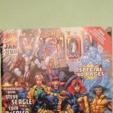 Cómics: MARVEL VISION Nº 25. (ORIGINAL EN INGLES) REVISTA DE DIRECTA EDICION. Lote 30486315