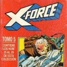 Cómics: X-FORCE - TOMO Nº 5 - CONTIENES Nº 25 AL 29 - FORUM COMIC - 1994 - .. Lote 30513064