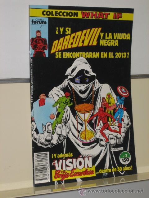 WHAT IF VOL. 1 Nº 2 FORUM (Tebeos y Comics - Forum - Otros Forum)