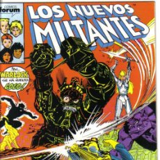 Cómics: LOS NUEVOS MUTANTES Nº 35, PROCEDE DE RETAPADO.. Lote 30673061