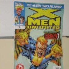 Cómics - X-MEN UNLIMITED Nº 6 - FORUM - 30733386
