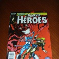 Cómics: MARVEL HEROES Nº 18 - LONGSHOT DE ARTHUR ADAMS - COMICS FORUM. Lote 30739330