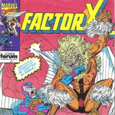 Cómics: 1 COMIC - AÑO 1990 - Nº 45 - FACTOR X - MATAR A UN ANGEL (EDITA FORUM - MARVEL). Lote 30785860