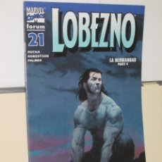 Cómics: LOBEZNO VOL. 3 Nº 21 FORUM. Lote 144383090