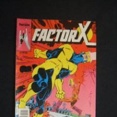 Cómics: FACTOR X - Nº 11 - FORUM - . Lote 30907359