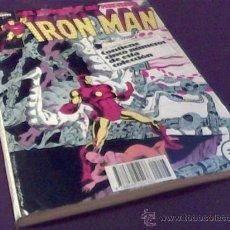 Cómics: IRON MAN. EL HOMBRE DE HIERRO. COMICS FORUM. TOMO CON CINCO NUMEROS: 26,27, 28, 29 Y 30. RUSTICA.. Lote 30913361