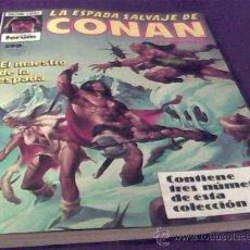 Cómics: LA ESPADA SALVAJE DE CONAN. COMICS FORUM. TOMO CON TRES NUMEROS: 68, 69 Y 70. RUSTICA.. Lote 30913922