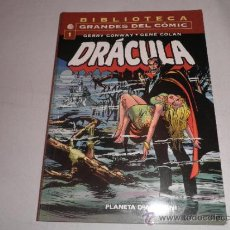 Cómics: DRACULA , BIBLIOTECA MARVEL Nº 1 FORUM. Lote 30949561