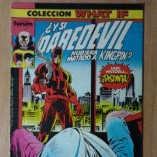 Comics: WHAT IF ...¿Y SI DAREDEVIL HUBIERA MATADO A KINGPIN? Nº 9. Lote 51923306