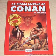 Cómics: LA ESPADA SALVAJE DE CONAN. TOMO 11.. Lote 31002655