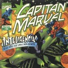 Cómics: CAPITÁN MARVEL - Nº 10 - FORUM 2001. Lote 221083950