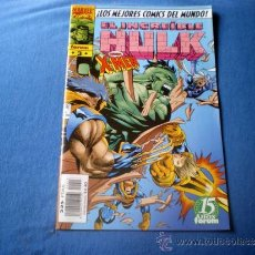 Cómics: COMIC FORUM VOL III Nº 3 INCREIBLE HULK CONTRA X-MEN BY KUBERT Y DAVID 1996 J1. Lote 31127181
