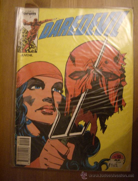 DAREDEVIL Nº 13. FORUM, 1983. (Tebeos y Comics - Forum - Daredevil)