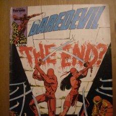 Cómics: DAREDEVIL Nº 10. FORUM, 1983.. Lote 31165667