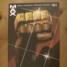 Cómics: CAGE Nº 01. FORUM, 2003. COLECCÍÓN MAX. RICHARD CORBEN.. Lote 31193241