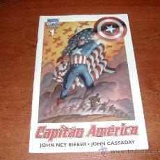 Cómics: CAPITÁN AMÉRICA Nº 1 FORUM MARVEL COMICS - REFª (JC). Lote 31212326