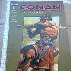 Cómics: COMIC BARBAROS FORUM: CONAN LA LEYENDA 0 KURT BUSIEK KJ.E. Lote 128201530