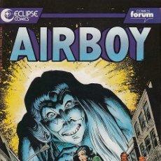 Cómics: AIRBOY # 7 (FORUM,1990) - ECLIPSE COMICS . Lote 31392016