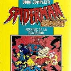 Cómics: SPIDERMAN Y NEW WARRIOORS 4 NUMEROS COMPLETA. Lote 148142246