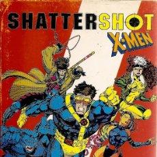 Cómics: SHATTERSHOT Y X-MEN. Lote 31399149