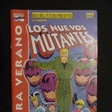 Cómics: LOS NUEVOS MUTANTES. EXTRA VERANO 1991. FORUM. Lote 31433190