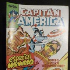 Cómics: CAPITÁN AMÉRICA. Nº 24. ESPECIAL NAVIDAD. FORUM. Lote 31433734