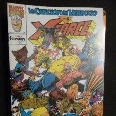 Cómics: X-FORCE. Nº 16. FORUM. Lote 31533414
