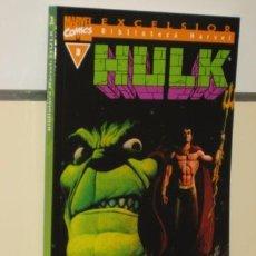 Cómics: BIBLIOTECA MARVEL HULK Nº 3 FORUM OFERTA. Lote 35726049
