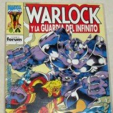 Cómics: WARLOCK Y LA GUARDIA DEL INFINITO Nº5 MARVEL COMICS. FORUM.. Lote 31551982
