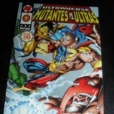 Cómics: ULTRAVERSE MUTANTES VS. ULTRAS Nº 1. COMICS FORUM. ESPECIAL X-MEN.. Lote 31642884