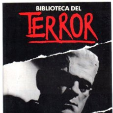 Fumetti: BIBLIOTECA DEL TERROR, FRANKENSTEIN, MARY SHELLY, EDICIONES FORUM. Lote 31691688