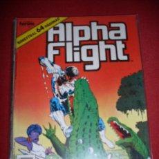 Fumetti: FORUM ALPHA FLIGHT NUMERO 38 BUEN ESTADO. Lote 31702115