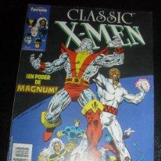 Cómics: CLASSIC X-MEN Nº 25. VOL. 1. MARVEL COMICS. FORUM.. Lote 31738283