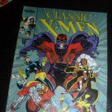 Cómics: CLASSIC X-MEN Nº 19. VOL. 1. MARVEL COMICS. FORUM.. Lote 31738325