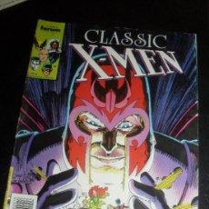 Cómics: CLASSIC X-MEN Nº 18. VOL. 1. MARVEL COMICS. FORUM.. Lote 31738330