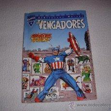 Cómics: LOS VENGADORES Nº 3, EXCELSIOR, BIBLIOTECA MARVEL, EDITORIAL FORUM. Lote 31811066