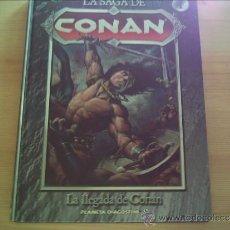 Cómics: LA SAGA DE CONAN. TOMO 1.. Lote 31810459