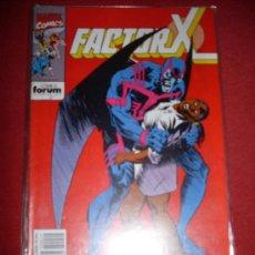 Comics: FORUM FACTOR X NUMERO 49 BUEN ESTADO. Lote 31814203