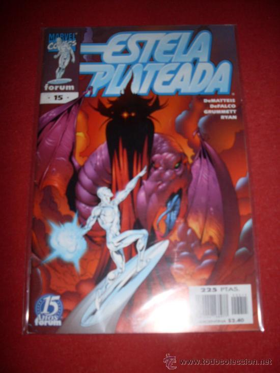 FORUM VOLUMEN 2 ESTELA PLATEADA NUMERO 15 (Tebeos y Comics - Forum - Otros Forum)