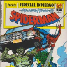 Cómics: SPIDERMAN. ESPECIAL INVIERNO. FORUM.. Lote 31904946