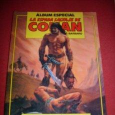 Cómics: FORUM LA ESPADA SALVAJE DE CONAN RETAPADO NUMEROS 86-87-88. Lote 31927961