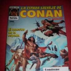 Cómics: FORUM LA ESPADA SALVAJE DE CONAN RETAPADO NUMEROS 68-69-70. Lote 31927966