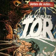 Cómics: TOR DE JOE KUBERTS TOMO TAPA DURA CON SOBRECUBIERTA. Lote 31932366