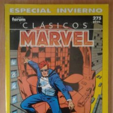 Comics: CLÁSICOS MARVEL ESPECIAL INVIERNO 1990. Lote 31932963
