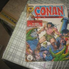 Cómics: CONAN EL BARBARO Nº 1. Lote 31943086