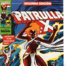 Cómics: TEBEO LA PATRULLA X, COMICS FORUM, Nº 8. Lote 31949525
