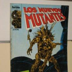 Cómics: LOS NUEVOS MUTANTES Nº 22 - FORUM. Lote 32074167